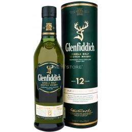 Glenfiddich 12 Ani 0.5L