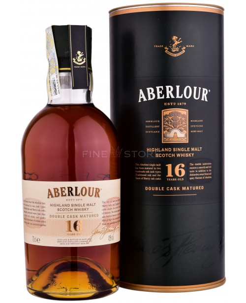 Aberlour 16 Ani Double Cask 0.7L Top