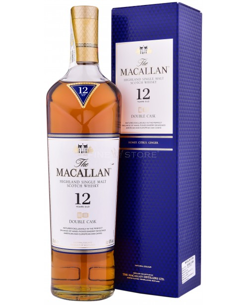 Macallan 12 Ani Double Cask 0.7L
