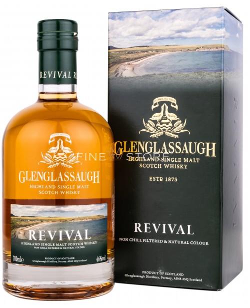 Glenglassaugh Revival 0.7L