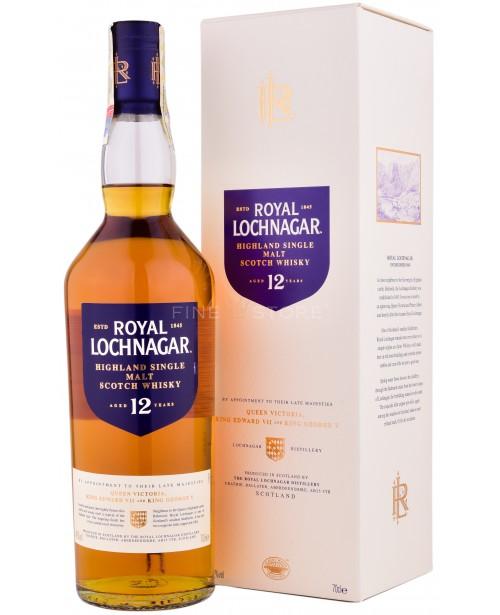 Royal Lochnagar 12 Ani 0.7L