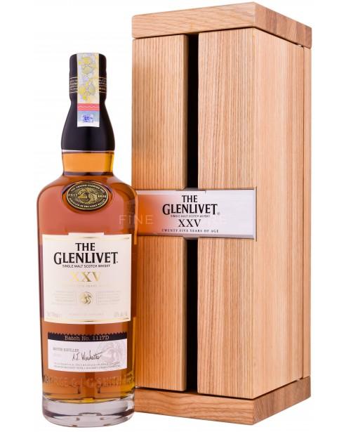 Glenlivet 25 Ani XXV 0.7L