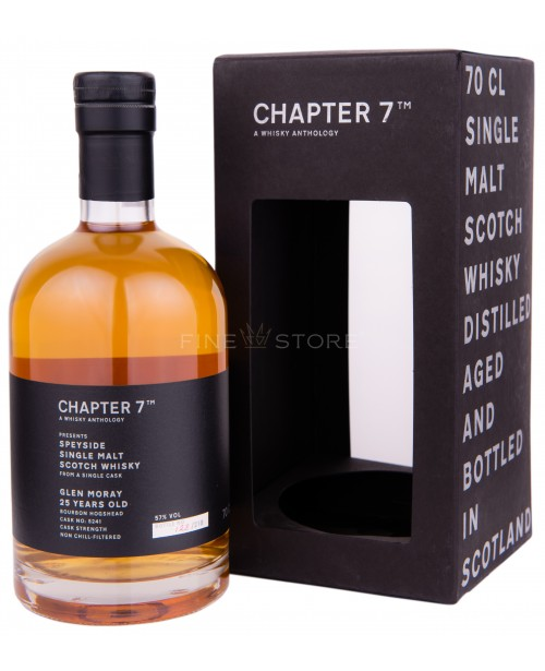 Chapter 7 Glen Moray 25 Ani 0.7L