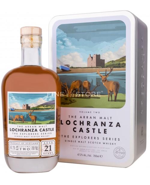 Arran Lochranza Castle 21 Ani 0.7L