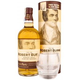Robert Burns Single Malt Cu Pahar 0.7L