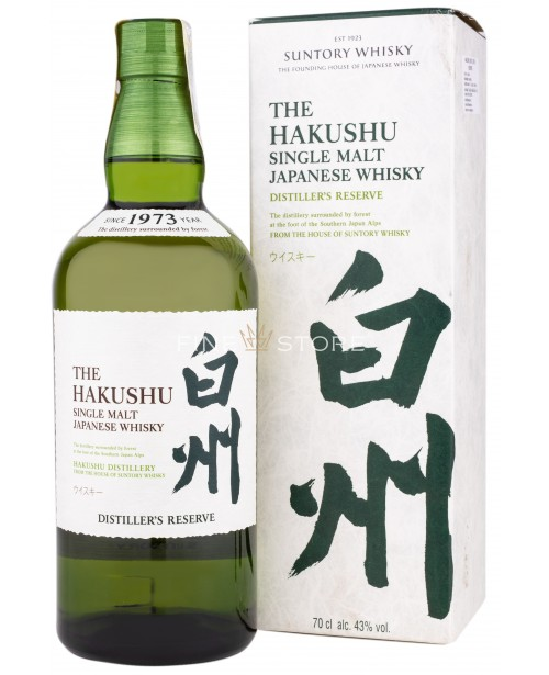 Hakushu Distiller's Reserve 0.7L