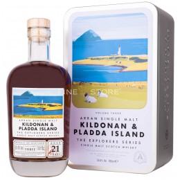 Arran Kildonan & Pladda Island 21 Ani 0.7L