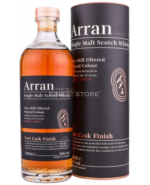 Arran Port Cask Finish 0.7L