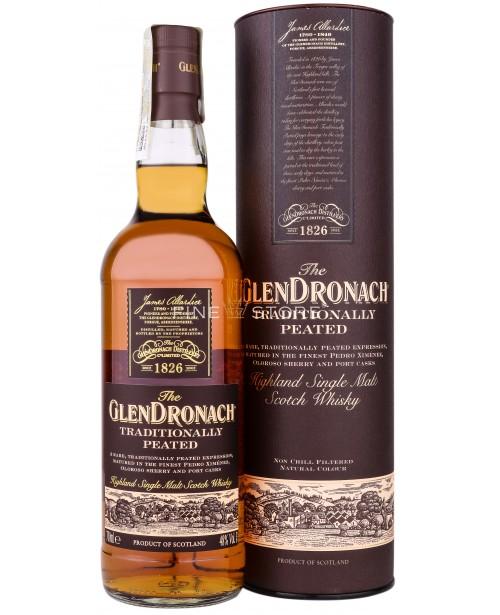 GlenDronach Traditionally Peated 0.7L