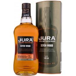 Isle Of Jura Seven Wood 0.7L