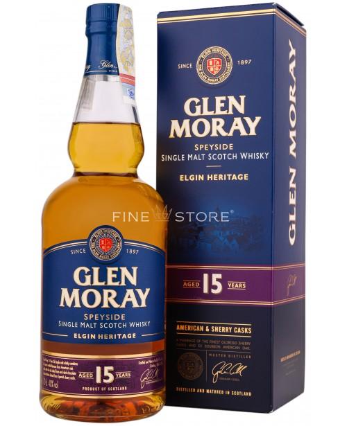 Glen Moray 15 Ani 0.7L
