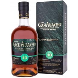 The GlenAllachie Cask Strength Batch 3 10 Ani 0.7L