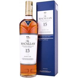 Macallan 15 Ani Double Cask 0.7L