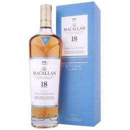 Macallan 18 Ani Triple Cask Matured 0.7L