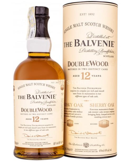 Balvenie 12 Ani DoubleWood 0.7L