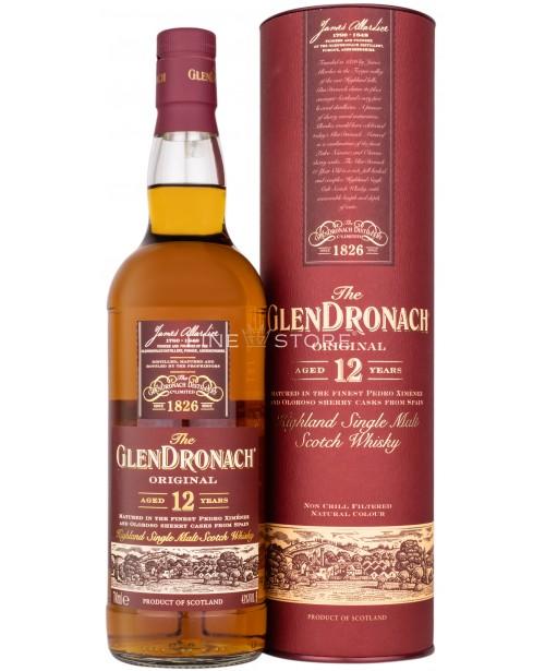 GlenDronach 12 Ani 0.7L
