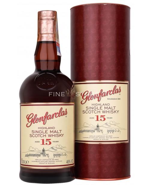 Glenfarclas 15 Ani 0.7L