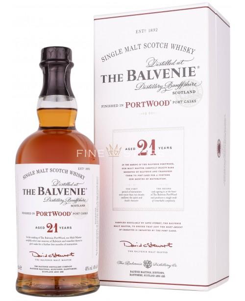 Balvenie 21 Ani PortWood 0.7L
