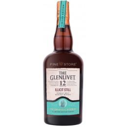 Glenlivet 12 Ani Illicit Still 0.7L