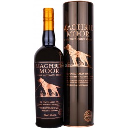 Arran Machrie Moor Peated 0.7L