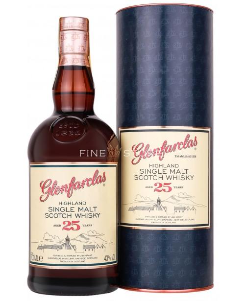 Glenfarclas 25 Ani 0.7L