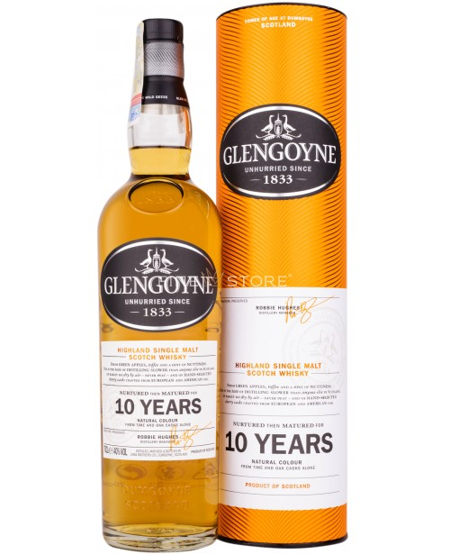 Glengoyne 10 Ani 0.7L