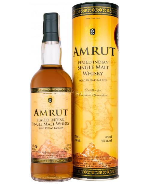 Amrut Peated 0.7L
