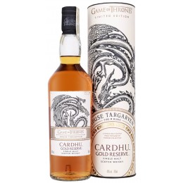 Cardhu Gold Reserve Game of Thrones House Targaryen 0.7L