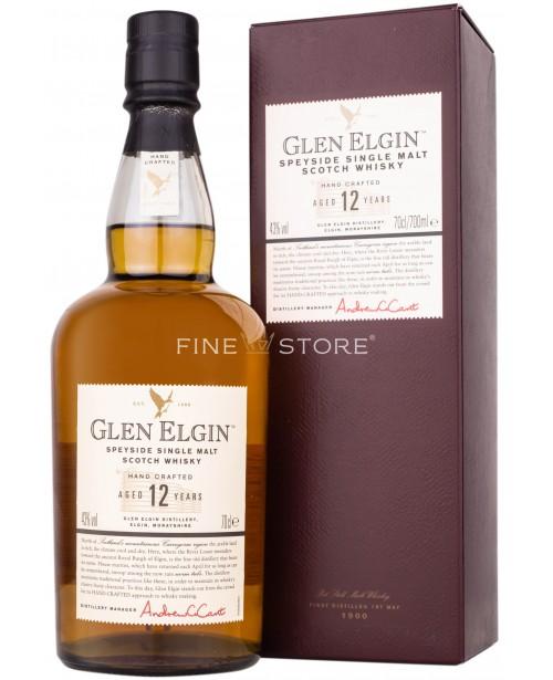 Glen Elgin 12 Ani 0.7L