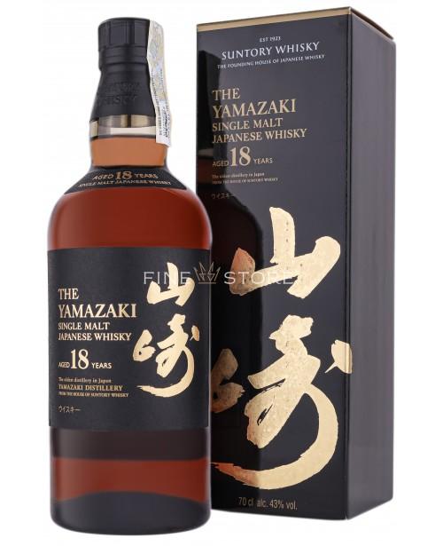 Yamazaki 18 Ani 0.7L