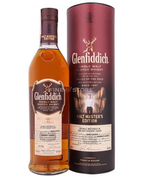 Glenfiddich Malt Master's Edition 0.7L