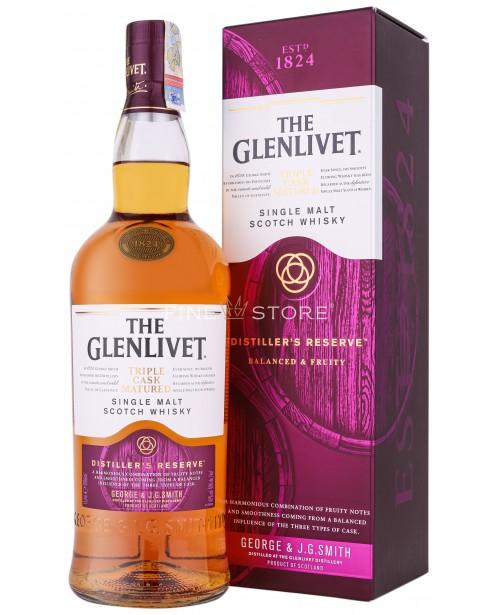 Glenlivet Triple Cask Distiller's Reserve 1L