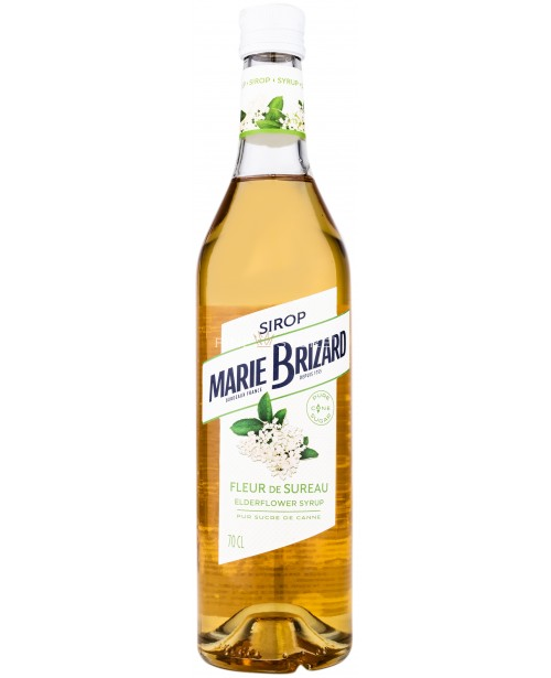 Marie Brizard Elderflower Sirop 0.7L
