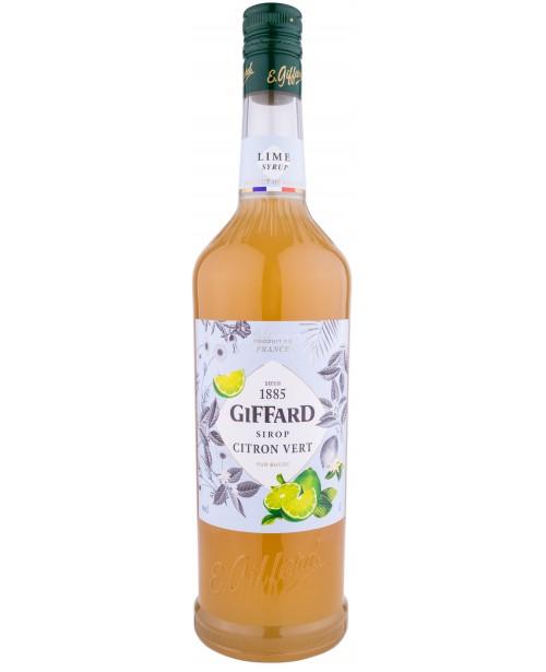 Giffard Lime Sirop  1L