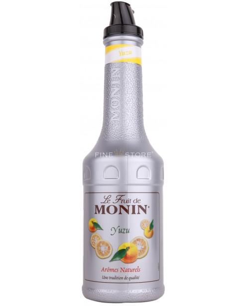 Monin Yuzu Piure de Fructe 1L