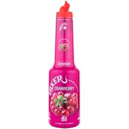 Mixer Cranberry 100% Concentrat Piure Fructe 1L