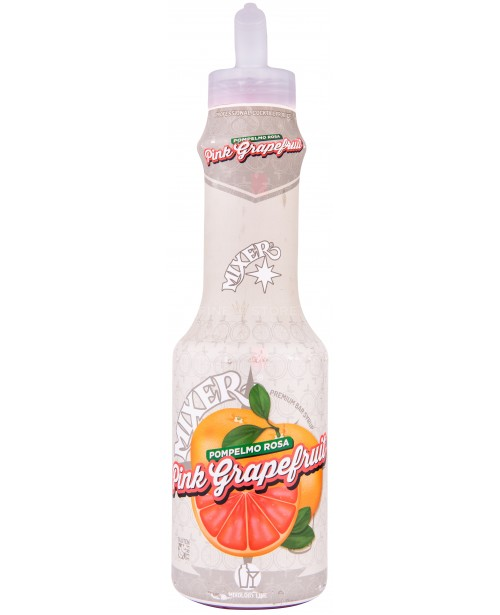 Mixer Pink Grapefruit Mixology Line Sirop 0.75L Top