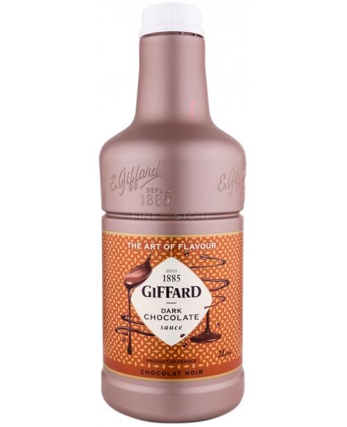 Giffard Dark Chocolate Topping 2L