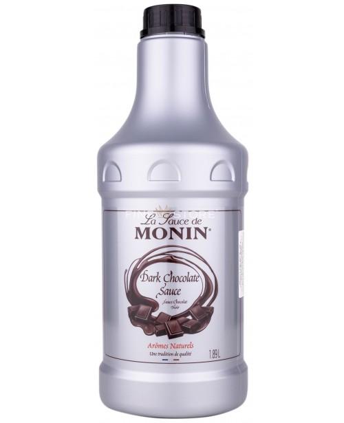 Monin Dark Chocolate Topping 1.89L