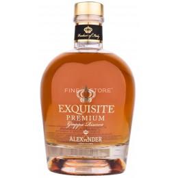 Bottega Alexander ExquisitePremium Grappa Riserva 0.7L
