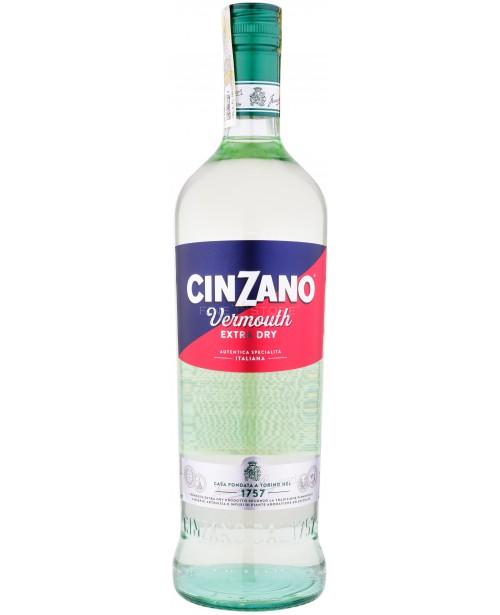 Cinzano Extra Dry 1L
