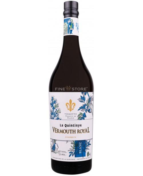 La Quintinye Vermouth Royal Blanc 0.75L