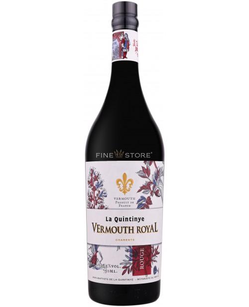 La Quintinye Vermouth Royal Rouge 0.75L