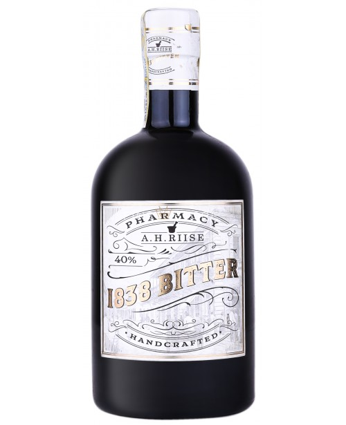 A.H.Riise Pharmacy Bitter 0.7L