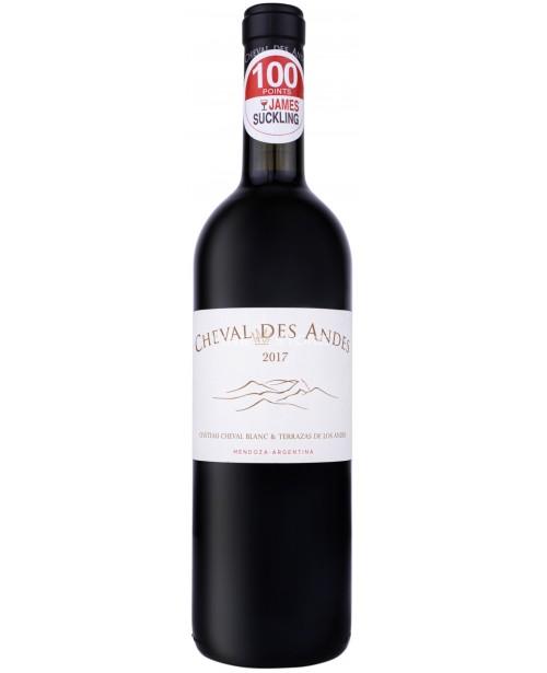 Cheval Des Andes 0.75L