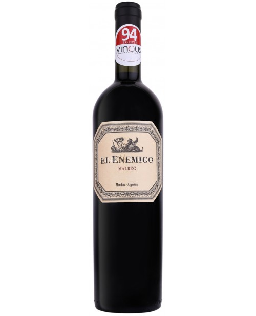 Bodega Aleanna El Enemigo Malbec 0.75L