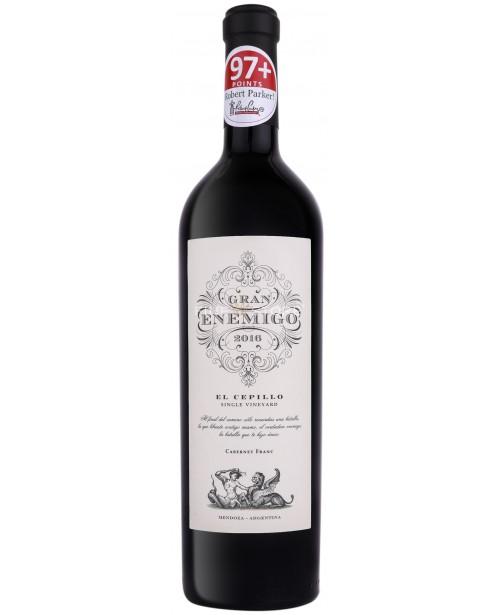 Bodega Aleanna Gran Enemigo El Cepillo Single Vineyard Cabernet Franc 0.75L
