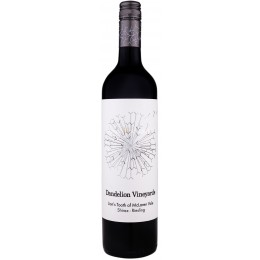 Dandelion Vineyards Lion's Tooth Of McLaren Vale Shiraz - Riesling 0.75L