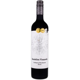 Dandelion Vineyards Lionheart Of The Barossa Shiraz 0.75L
