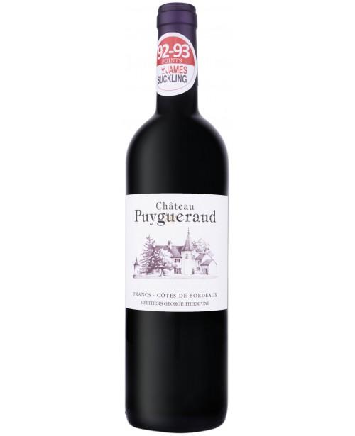 Chateau Puygueraud Francs - Cotes De Bordeaux 0.75L